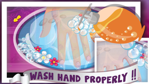 Celebrity Hand Spa Salon – Girls Fashion Game