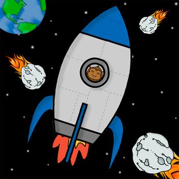 Super Rocket Monkey 遊戲 App LOGO-硬是要APP