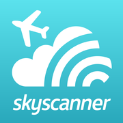 Skyscanner - Compare Cheap Flights mobile app icon