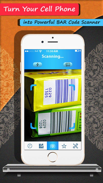 QR Scanner Pro - Scan, Decode & Create Qr Code Apps for iPhone/iPad screenshot
