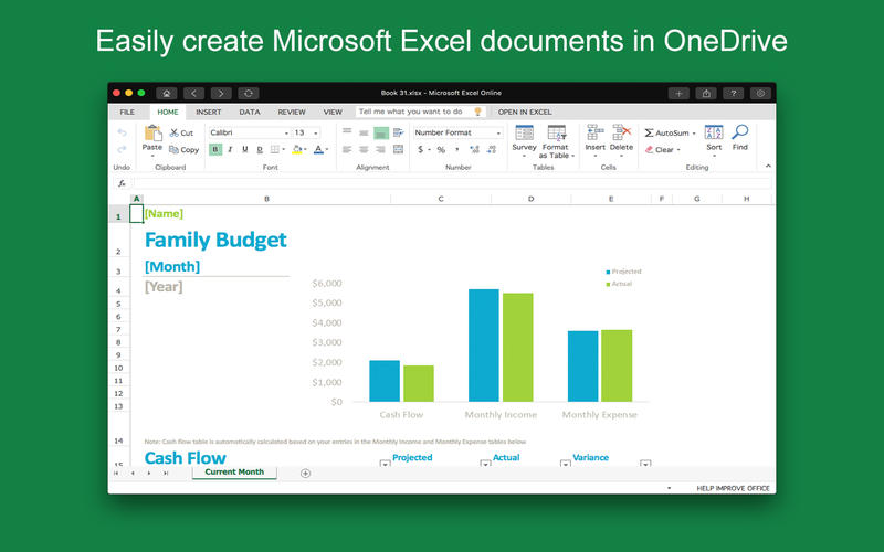 All Docs - Microsoft Office Edition  in OneDrive Screenshots