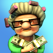 动作射击 黑帮老太 – Gangster Granny [iOS]