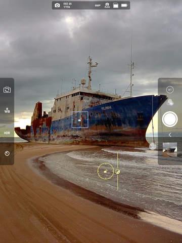 Screenshot 1 ProCam XL 2 - Camera and Photo / Video Editor