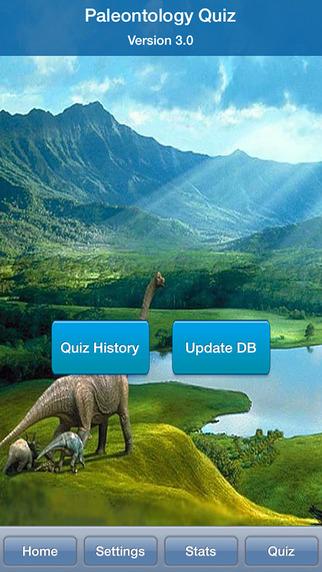Paleontology Quiz