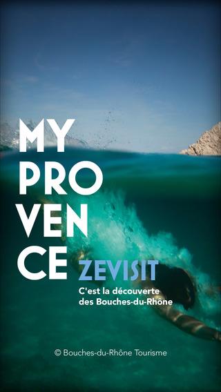 MyProvence ZeVisit