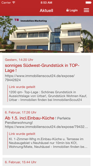 TB immobilien marketing