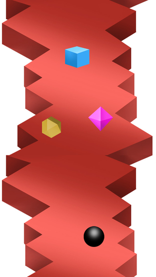 Zig Zagger - Simple Addictive Dodge Game