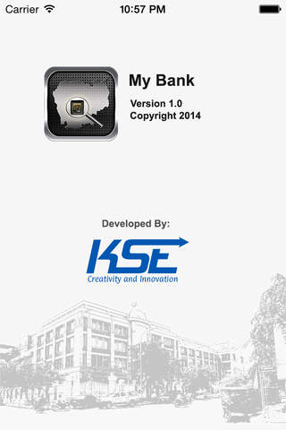 My-Bank screenshot 1