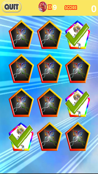 Kids Card Game For Bakugan Edition