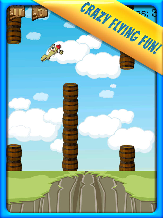 Best fly game iphone