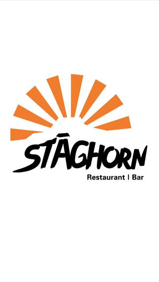Stäghorn