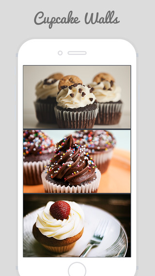 Cupcake Wallpapers - Yummy Cupcakes Designs