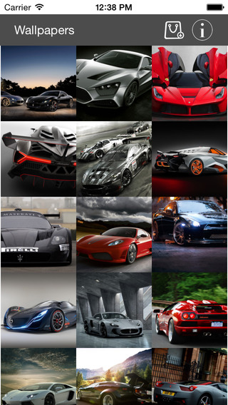 Wallpaper Collection Supercars Edition