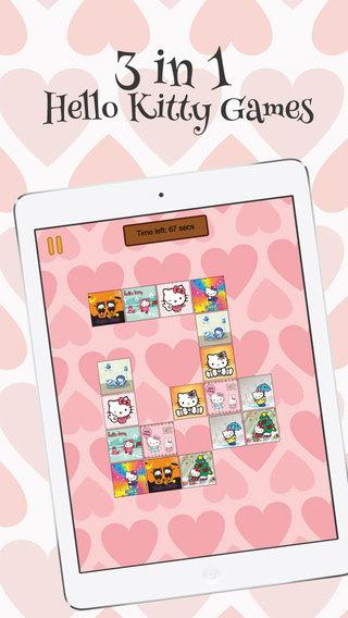Hello Kitty Tiles