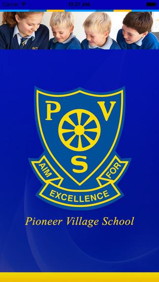 Pioneer Village School - Skoolbag