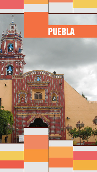 Puebla Offline Travel Guide