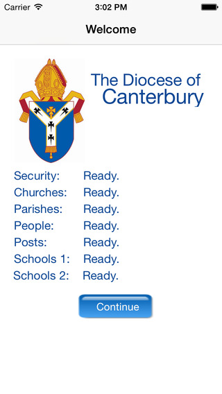 Diocese of Canterbury Directory