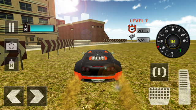 Fast Auto Simulator