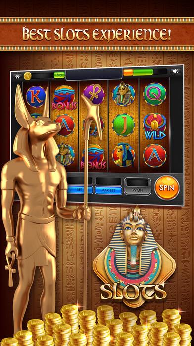 Screenshot 1 + 777 Огонь Египта книги Популярные Удача казино Бесплатные Слот Машины лучшие Европы