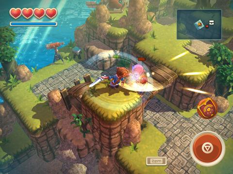 Oceanhorn ™ screenshot
