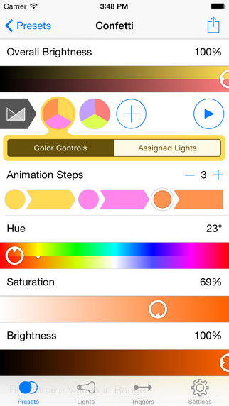 Lightbow for Philips hue LIFX Belkin WeMo