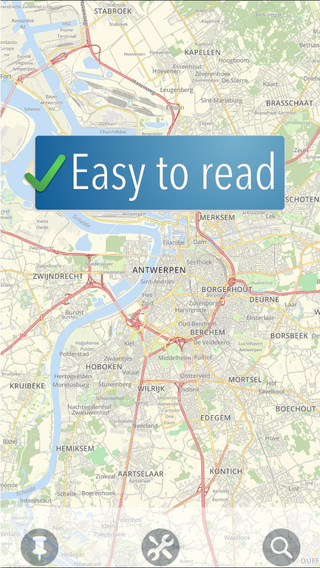 Antwerp Travelmapp