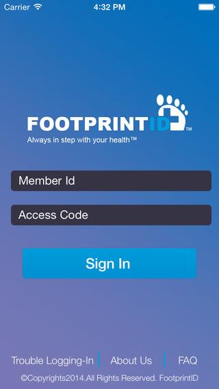 Footprint ID