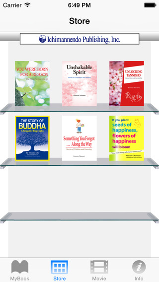 Books for Life and Buddhism