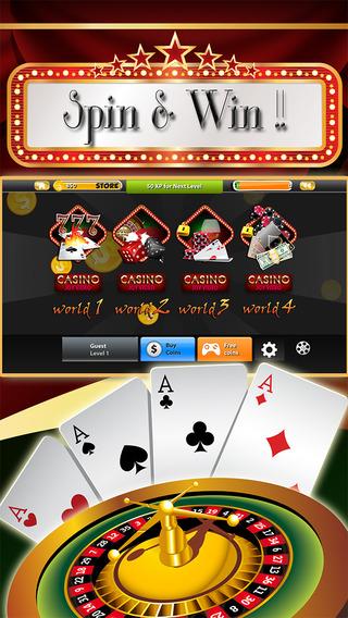 A Casino-Joy Video Slots Master Best Progressive Las Vegas Edition 2015