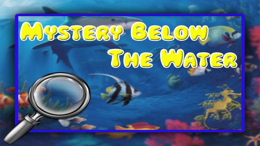 Mystery Below The Water