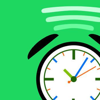 Spoti Alarm (for Spotify) LOGO-APP點子
