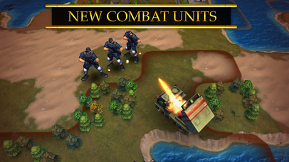 Screenshot #7 for Civilization Revolution 2