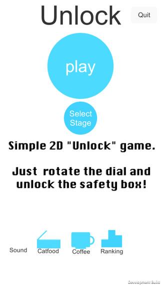 Box Unlock - Simple 2D
