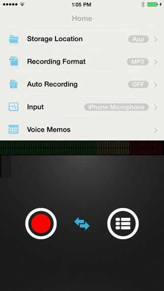 录音 - 专业的录音机[iOS]丨反斗限免
