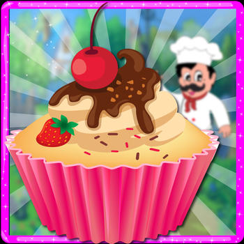 Cupcake Maker - Shortcake bake shop & kids cooking kitchen adventure game LOGO-APP點子