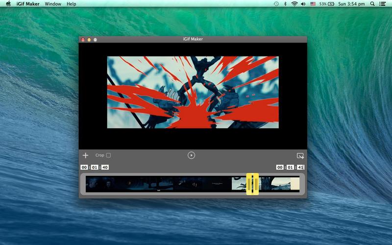 iGif Maker - GIF 动画图片制作软件[OS X]丨反斗限免