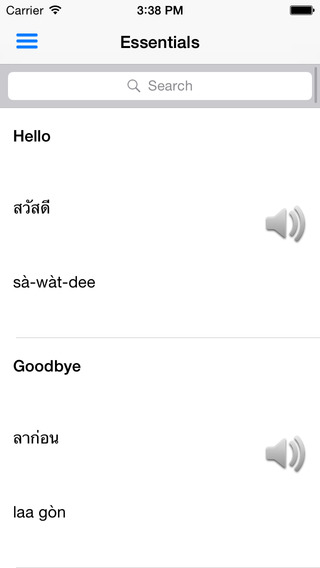 Easy to learn Thai