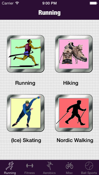 Sports Calorie Calculator - The best sports tool for professionals