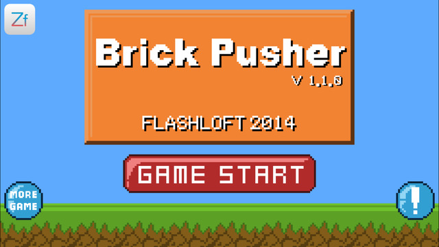 Brick Pusher