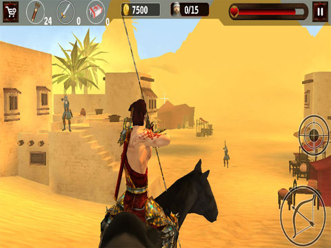 Clash of Egyptian Archers screenshot 2