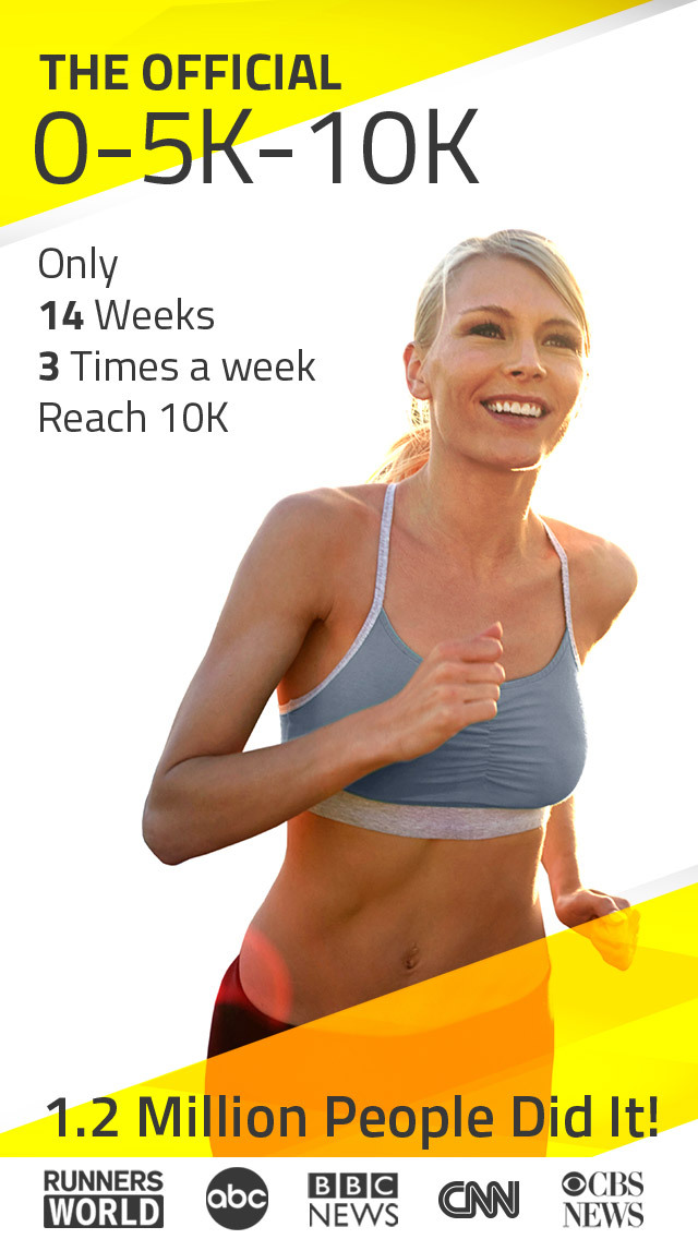 10k Runner 0 To 5k To 10k Run Training Couch To 5k To