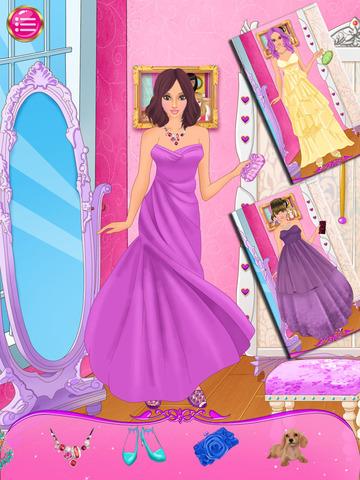 Beauty Salon HD-SPA MakeUp Dressup Fashion Girl