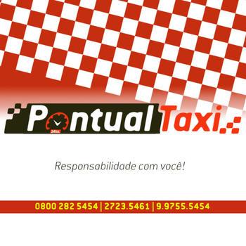 Pontual Taxi LOGO-APP點子