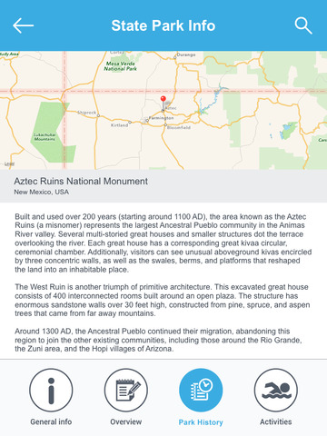 玩旅遊App|New Mexico National Parks & State Parks免費|APP試玩