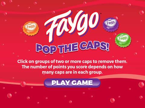 Pop The Caps