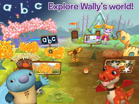 Wallykazam Letter and Word Magic HD