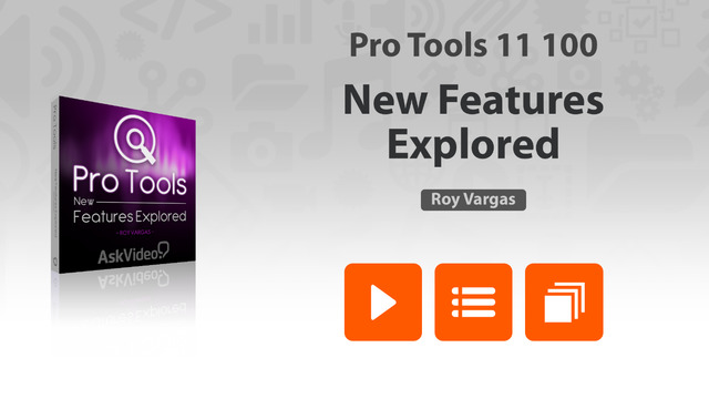 New Features of Pro Tools 11