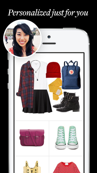Polyvore - Personalized Fashion Shopping and Style