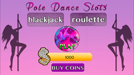 Aabe Pole Dance Slots Blackjack and Roulette