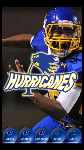Hurricane Football.